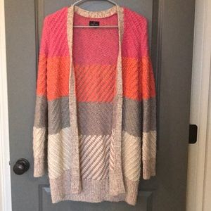 American Eagle Outfitters long sweater